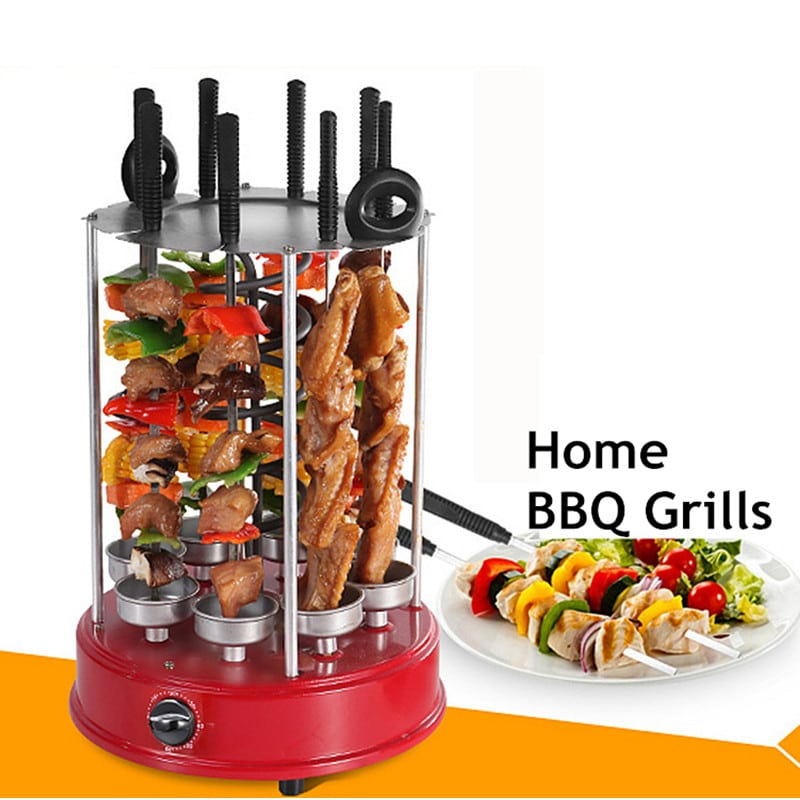 2016 New Arrival Electric Oven Home Smoke Free Kebab