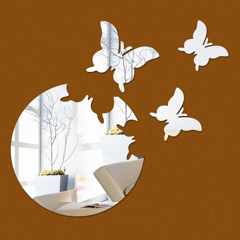 Wall Decor All Modern : New home decor wall sticker stickers diy kitchen