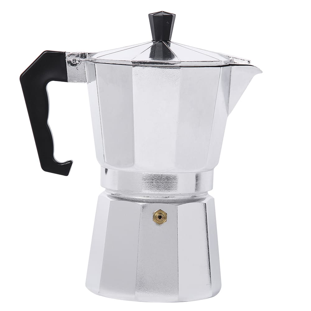 hot 3cup high quality moka coffee maker coffee pot express coffee maker espresso coffee maker. Black Bedroom Furniture Sets. Home Design Ideas