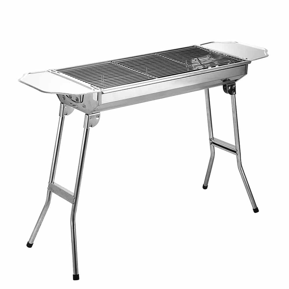 Outdoor barbecue picnic quot stainless steel