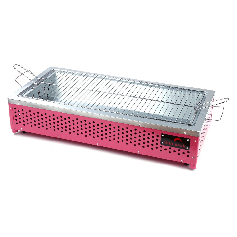 Camping picnic extra big size bbq charcoal grill barbecue