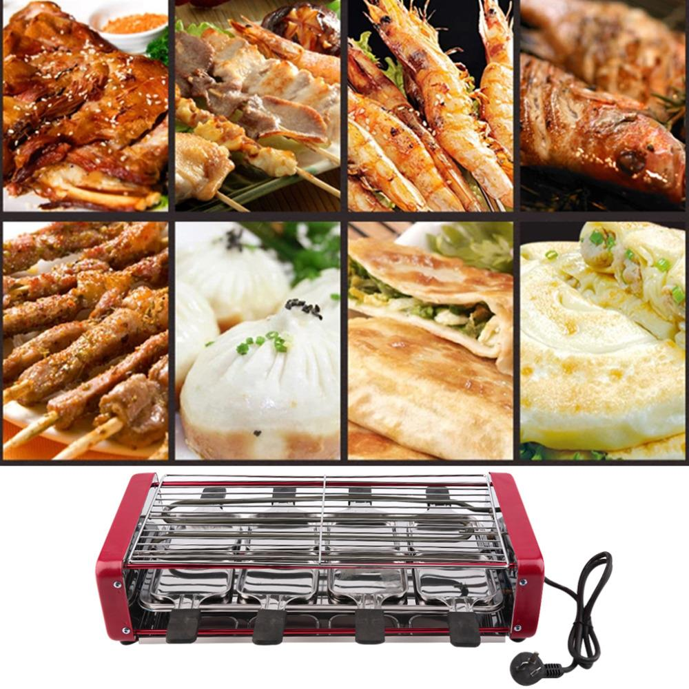 new non stick gt lite 2015 household electric grill bbq electric oven smokeless barbecue machine. Black Bedroom Furniture Sets. Home Design Ideas