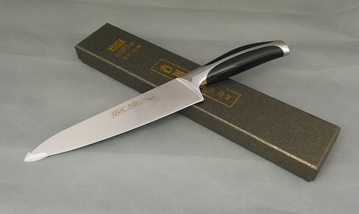 New Top Grade Sharp Knife 440c Quality 8 Inch Frozen