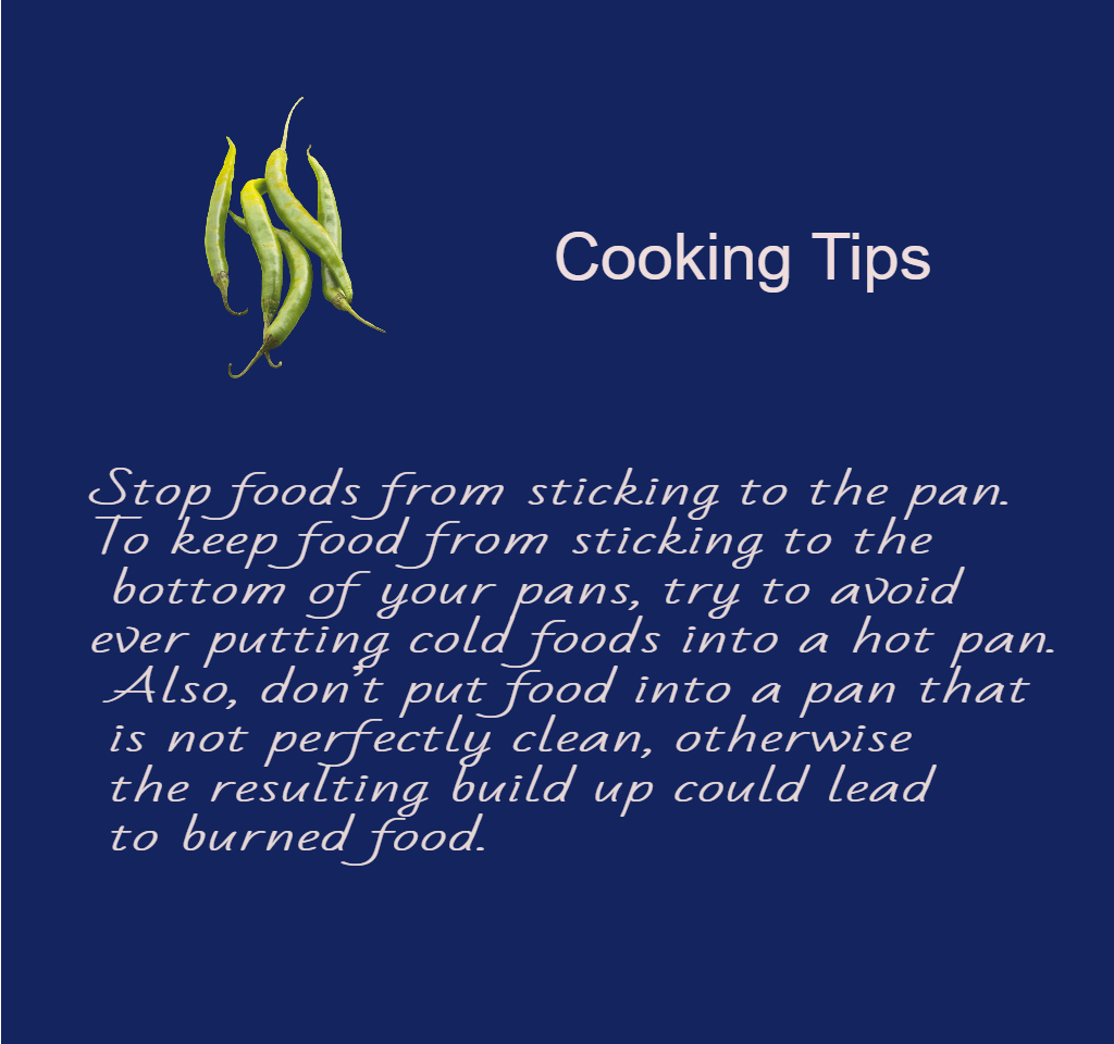 cooking tips number 6