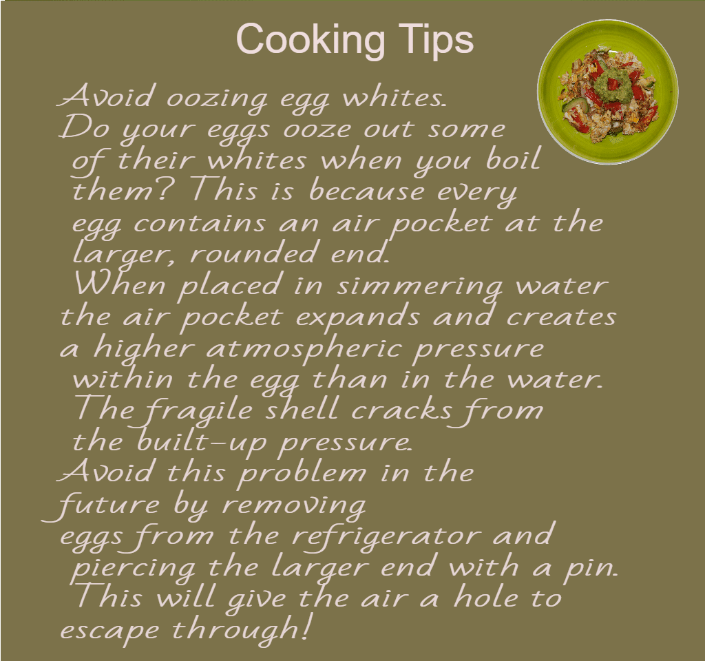 cooking tips number 8