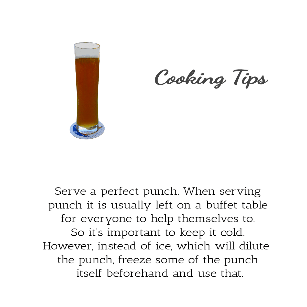 cooking tips number 18